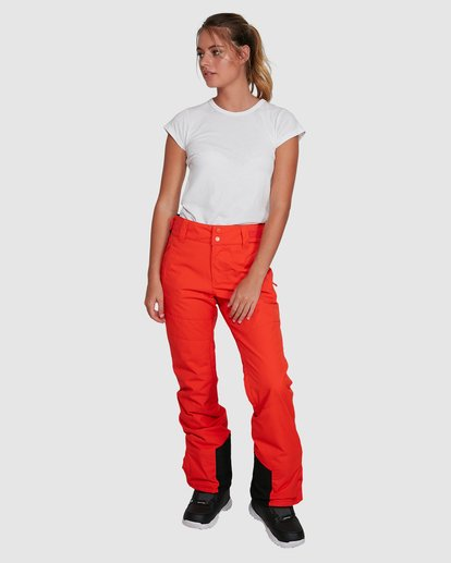 0 Malla Pants Orange U6PF24S Billabong