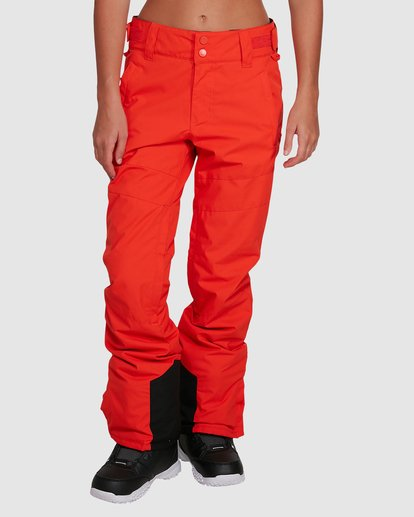 3 Malla Pants Orange U6PF24S Billabong