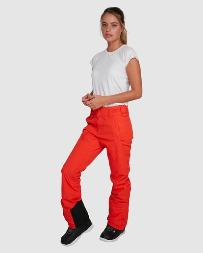 1 Malla Pants Orange U6PF24S Billabong