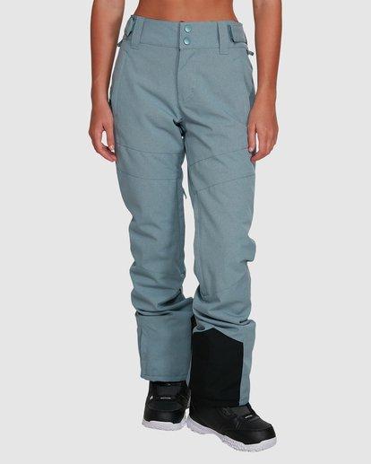 3 Malla Pants Blue U6PF24S Billabong