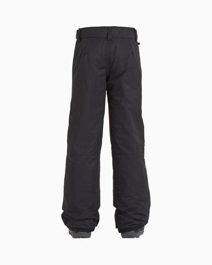 1 Alue - Pantalones para nieve para Chicas Negro U6PG20BIF0 Billabong