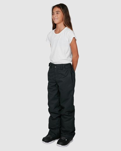 1 Girls Alue Pants Black U6PG20S Billabong