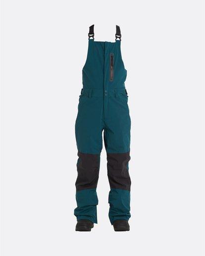 10 Adventure Division Collection North West Stx - Latz-Schneehose für Männer  U6PM20BIF0 Billabong
