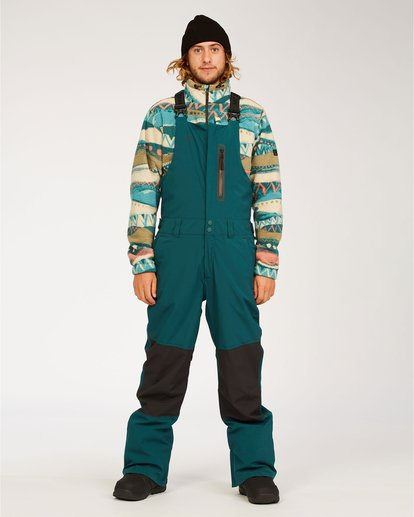 2 Adventure Division Collection North West Stx - Latz-Schneehose für Männer  U6PM20BIF0 Billabong