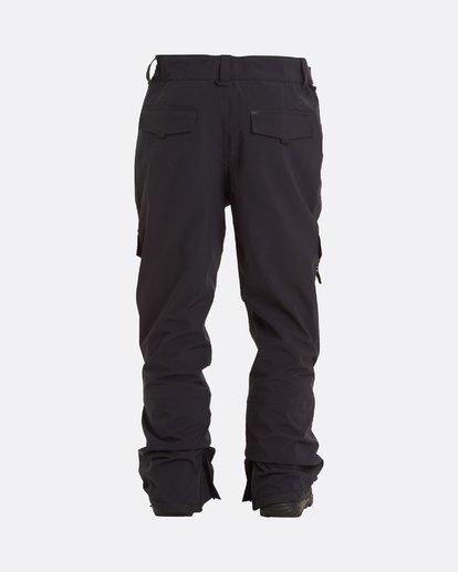 7 Adventure Division Collection Ascent Stx - Snow Pants for Men Black U6PM21BIF0 Billabong