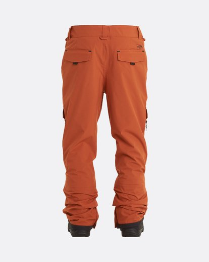 8 Adventure Division Collection Ascent Stx - Pantalones para nieve para Hombre  U6PM21BIF0 Billabong