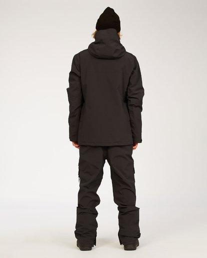 1 Adventure Division Collection Ascent Stx - Snow Pants for Men Black U6PM21BIF0 Billabong