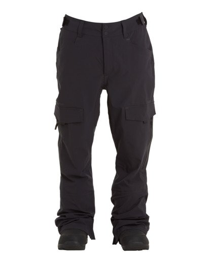 4 Ascent SympaTex Pants Black U6PM21S Billabong