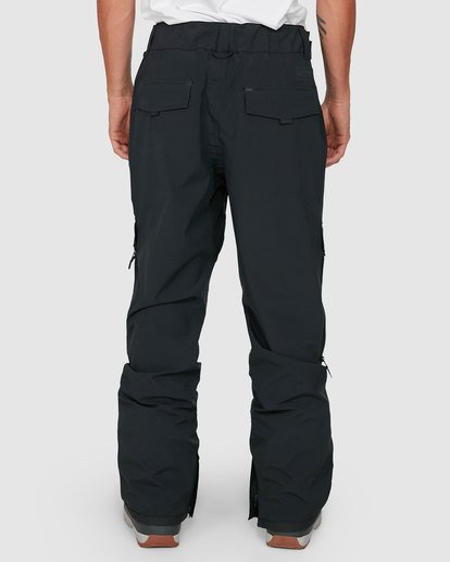 2 Ascent SympaTex Pants Black U6PM21S Billabong