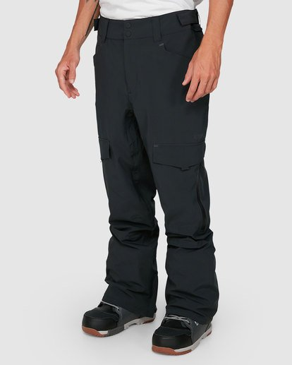 1 Ascent SympaTex Pants Black U6PM21S Billabong