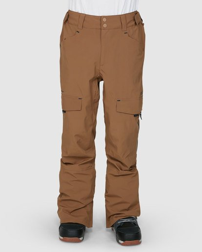 0 Ascent SympaTex Pants Brown U6PM21S Billabong