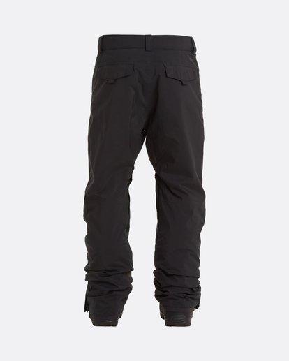 7 Adventure Division Collection Compass - Snow Pants for Men Black U6PM22BIF0 Billabong