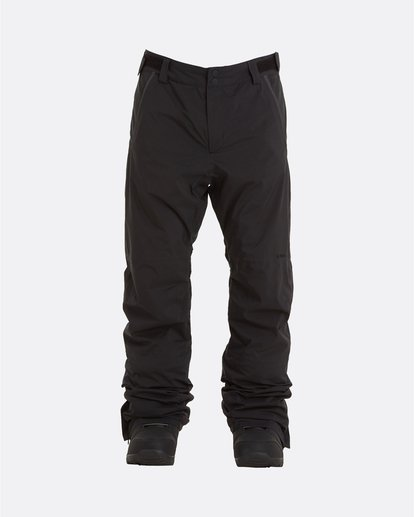 6 Adventure Division Collection Compass - Snow Pants for Men Black U6PM22BIF0 Billabong