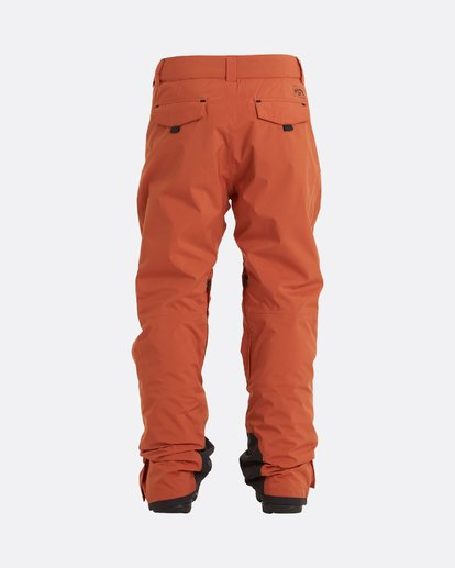 8 Adventure Division Collection Compass - Pantalones para nieve para Hombre  U6PM22BIF0 Billabong