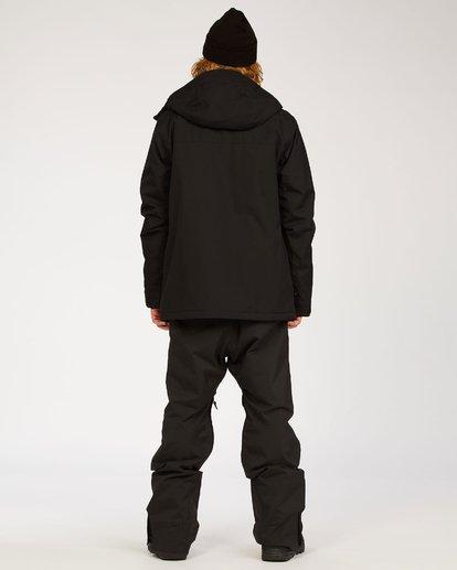 1 Adventure Division Collection Compass - Snow Pants for Men Black U6PM22BIF0 Billabong