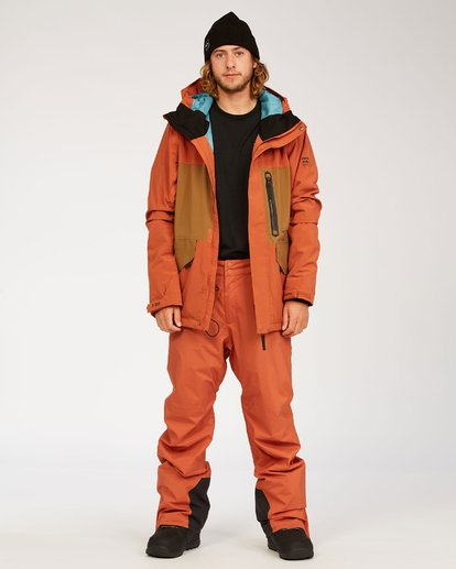 4 Adventure Division Collection Compass - Pantalones para nieve para Hombre  U6PM22BIF0 Billabong