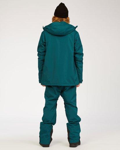 1 Adventure Division Collection Compass - Pantalones para nieve para Hombre  U6PM22BIF0 Billabong