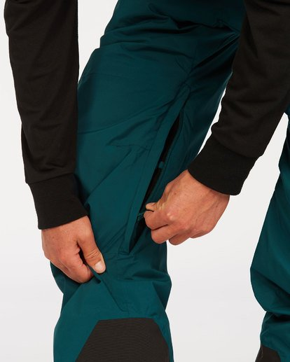 4 Adventure Division Collection Compass - Pantalones para nieve para Hombre  U6PM22BIF0 Billabong
