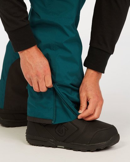 5 Adventure Division Collection Compass - Pantalones para nieve para Hombre  U6PM22BIF0 Billabong