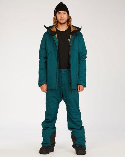 3 Adventure Division Collection Compass - Pantalones para nieve para Hombre  U6PM22BIF0 Billabong
