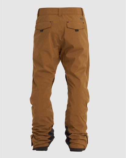 5 Compass Pants Brown U6PM22S Billabong