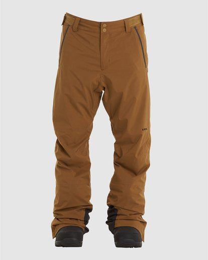 4 Compass Pants Brown U6PM22S Billabong