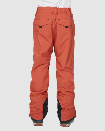 2 Compass Pants Orange U6PM22S Billabong
