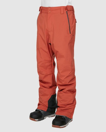 1 Compass Pants Orange U6PM22S Billabong