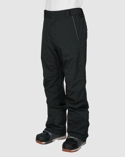 1 Compass Pants Black U6PM22S Billabong