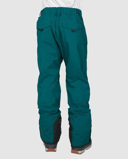 2 Compass Pants Green U6PM22S Billabong