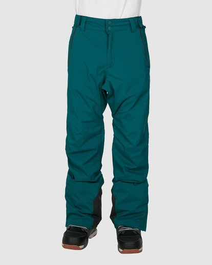 0 Compass Pants Green U6PM22S Billabong
