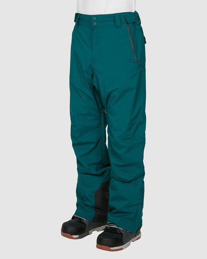 1 Compass Pants Green U6PM22S Billabong