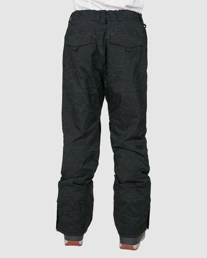 2 Compass Pants Black U6PM22S Billabong