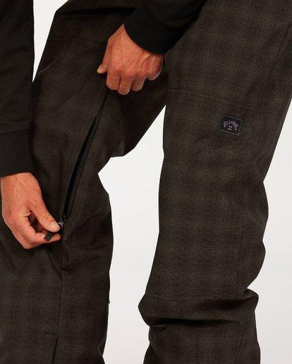 5 Tuck Knee - Pantalones para nieve para Hombre  U6PM23BIF0 Billabong