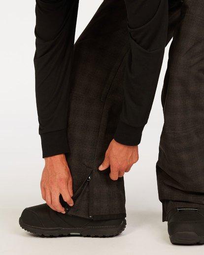 6 Tuck Knee - Pantalones para nieve para Hombre  U6PM23BIF0 Billabong