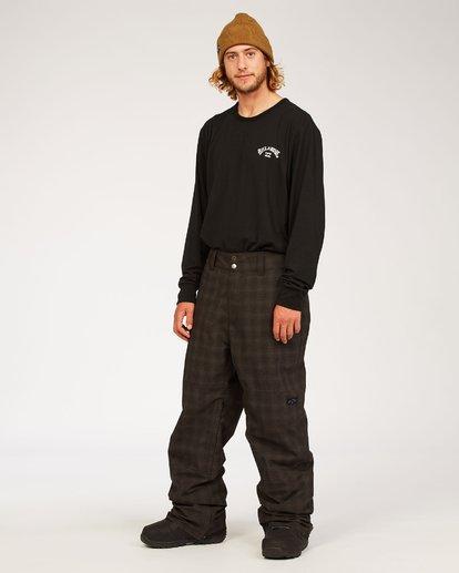 2 Tuck Knee - Pantalones para nieve para Hombre  U6PM23BIF0 Billabong