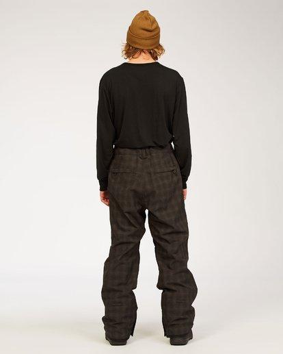 3 Tuck Knee - Pantalones para nieve para Hombre  U6PM23BIF0 Billabong