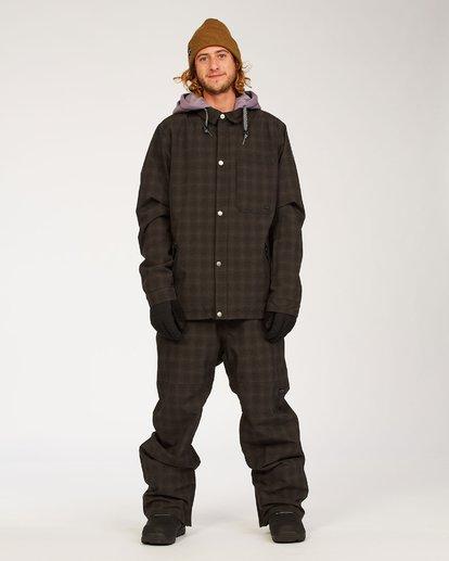 4 Tuck Knee - Pantalones para nieve para Hombre  U6PM23BIF0 Billabong