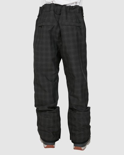 2 Tuck Knee Pants Black U6PM23S Billabong