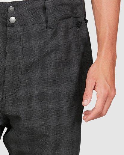 3 Tuck Knee Pants Black U6PM23S Billabong