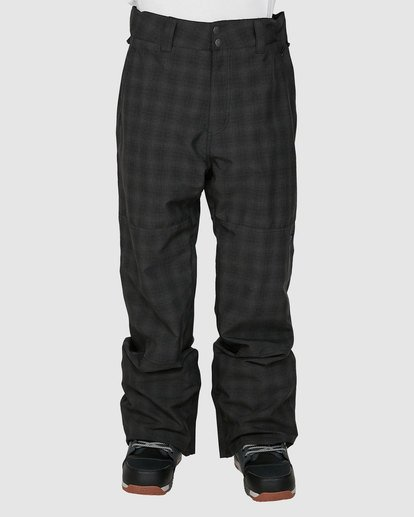 0 Tuck Knee Pants Black U6PM23S Billabong