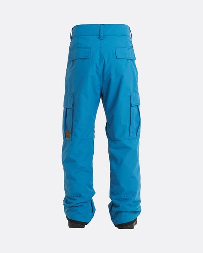 1 Transport - Snow Pants for Men Blue U6PM24BIF0 Billabong