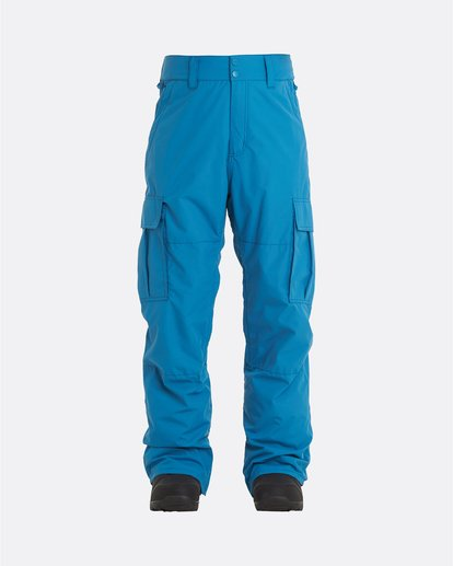 0 Transport - Snow Pants for Men Blue U6PM24BIF0 Billabong