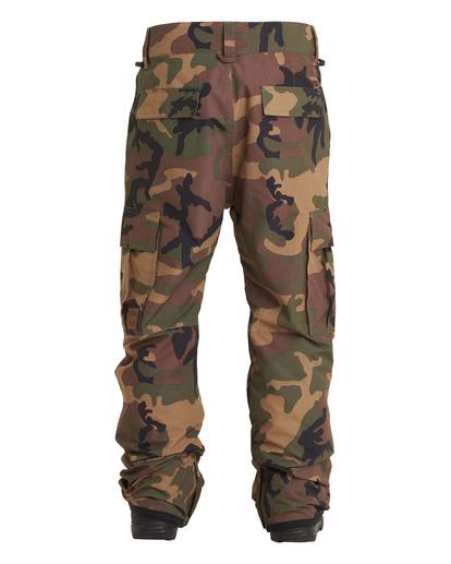 7 Transport - Pantalones para nieve para Hombre  U6PM24BIF0 Billabong