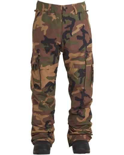 6 Transport - Pantalones para nieve para Hombre  U6PM24BIF0 Billabong