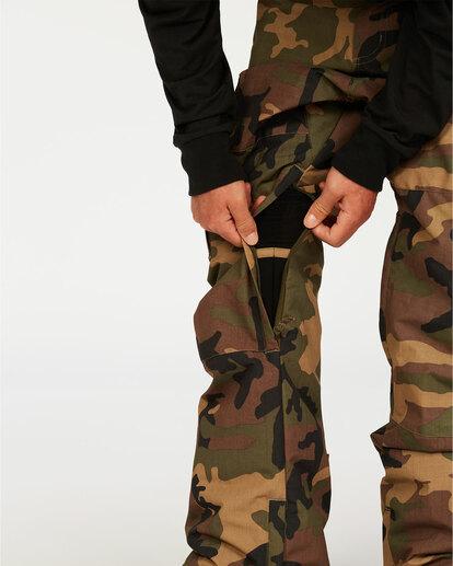 4 Transport - Pantalones para nieve para Hombre  U6PM24BIF0 Billabong