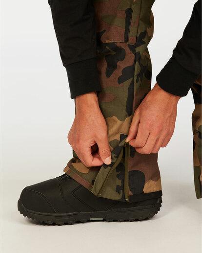 5 Transport - Pantalones para nieve para Hombre  U6PM24BIF0 Billabong