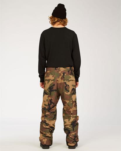 1 Transport - Pantalones para nieve para Hombre  U6PM24BIF0 Billabong