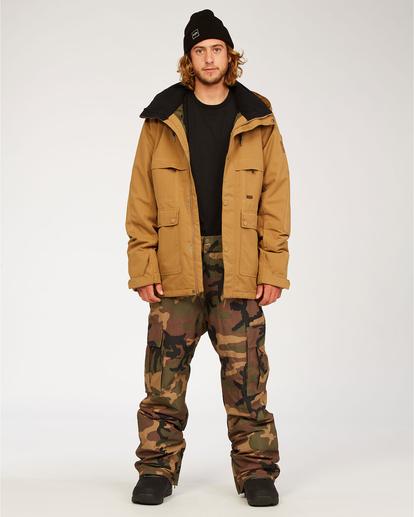 2 Transport - Pantalones para nieve para Hombre  U6PM24BIF0 Billabong