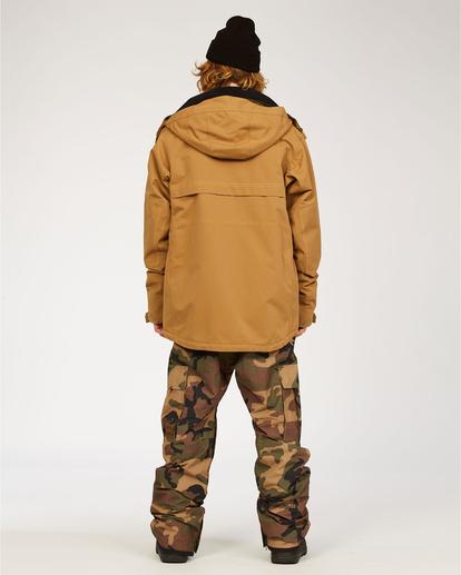 3 Transport - Pantalones para nieve para Hombre  U6PM24BIF0 Billabong